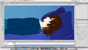 Preview of Tasha Animation (WIP) by Son23