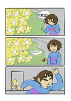 Return of Flowey by NinjaFreak47