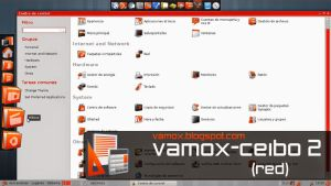 Vamox Ceibo (red) icon theme by DaFeBa