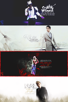 . PSD // 200 DAYS WITH AARON KWOK PACK#2 BY LEETM by LeeTM