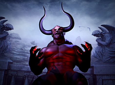 Demon Rage by Wrathion