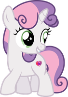 Sweetie Belle's New Cutie Mark by Aethon056