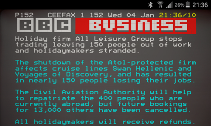 The Resurrection of Ceefax by borismiku