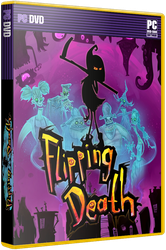 Flipping Death (PC) [2018] - 3D Cover by KASTORMDM