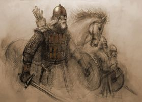 mount-blade by Sindacollo