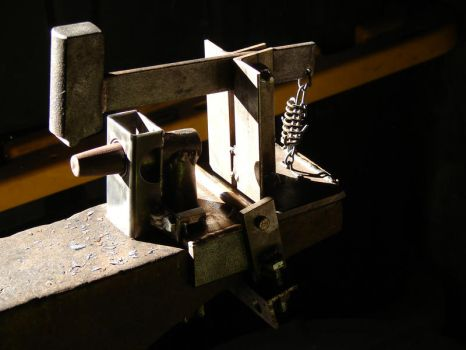 candle socket making tool view 01 by StutleyConstable