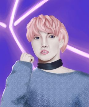 Jhope by ShockedBerry