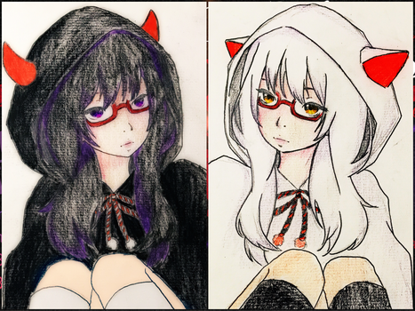 Alter-ego by FluffyBunny710