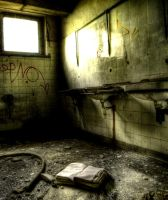 Bathroom still works by Beezqp