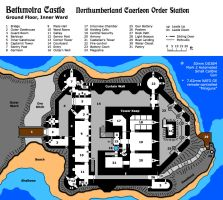 Bethmoira Castle -- 1st Floor by TeamGirl-Differel