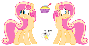 MLP Choco Sweet [Next Gen and OC] by CindyStarYT