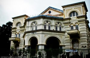 Chesed El Synagogue 2 by SS-OschaWolf