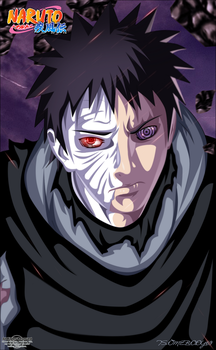 Naruto : Tobi by iAwessome