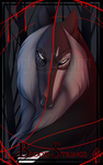 Blood Strings by InstantCoyote