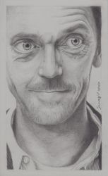 Dr. House in the house. by helluvaman