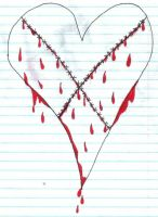 Stabbed and Bound by Busted-Love