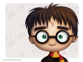 Little Harry Potter by KellerAC