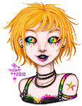 Rainbowtastic Avatar by 00QuothTheRaven00