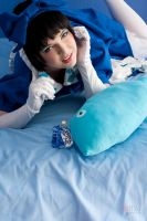 Tokyo Babylon - Blue by Another-Rose