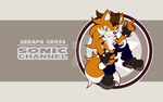 Seraph Cross: Sonic Channel 2018 by TwistedLunar