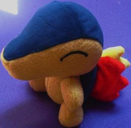 Cyndaquil Plushie by Pickelicious