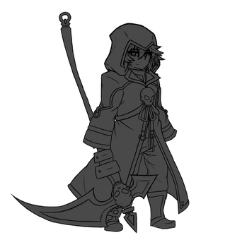 WIP - Base Reaper by Anax78