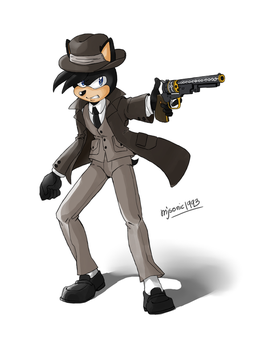 Commission 2 | stecdude123 by MJSonic1993