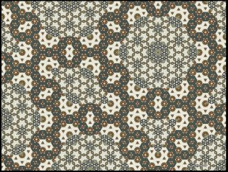 New Hexagonal Quasi Crystal by T. Dotera et. al. by pillemaster