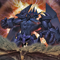 Obelisk the Tormentor 3rd Artwork by Yugi-Master