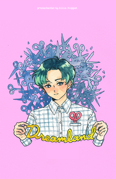 Dreamland: Watercolor Artbook by b-snippet