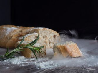 Baked Bread... by DeoIron