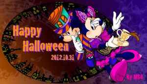 Halloween 2012 by hat-M84
