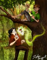 Told Ya - Jamie and Peter 3 by neverland23