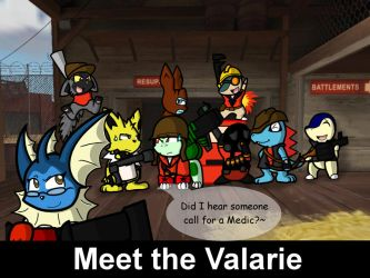 Meet the Valarie by VexxBlack