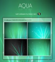 AQUA LIGHT WALLPAPERS by darpan-aero