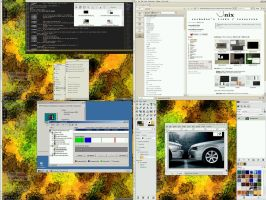 FreeBSD + Common Busy Desktop by vermaden