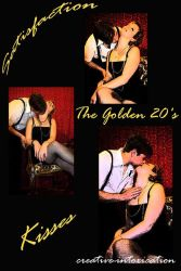 golden 20s couple by creativeIntoxication