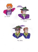 Different Styles of Music Meister by KessieLou