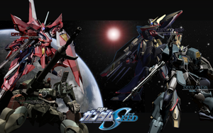 Gundam SEED ZAFT Wallpaper by Lordshin