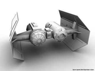 TIE Bomber by just-Nate