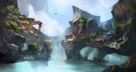 Uncharted Waters 01 by frankhong