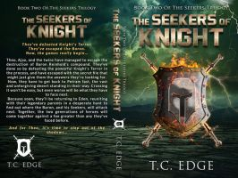 Book The Seekers of Knight by LaercioMessias
