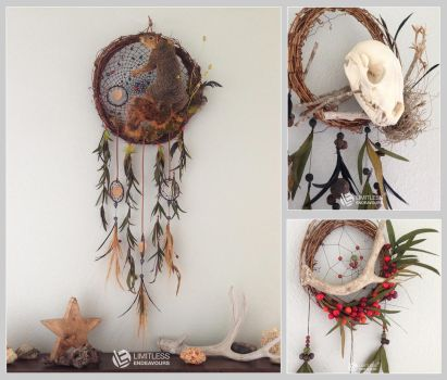 Dreamcatchers Available by LimitlessEndeavours