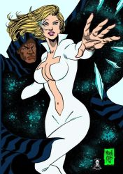 Cloak and Dagger by CDL113