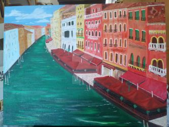 Grand Canal by moonxbunneh