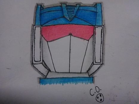 Daily Doodles #6: Soundwave by cookiedragon202