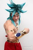 Broly by Quetos