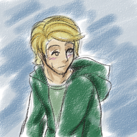 Ninjago: Casual Lloyd by witch-girl-pilar
