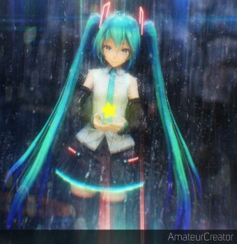 [MMD]What are you looking for?[Hatsune Miku] by AmateurCreator2013
