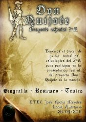 Don Quijote by FAugusto